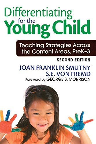 9781412975551: Differentiating for the Young Child: Teaching Strategies Across the Content Areas, PreK–3
