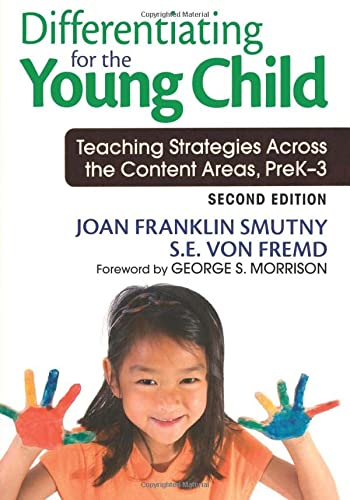 9781412975568: Differentiating for the Young Child: Teaching Strategies Across the Content Areas, PreK–3