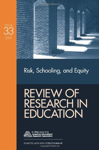 Risk, Schooling, and Equity (Review of Research: Vivian L. Gadsden,