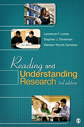9781412975742: Reading and Understanding Research