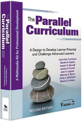 9781412976367: The Parallel Curriculum (Multimedia Kit): A Design to Develop Learner Potential and Challenge Advanced Learners