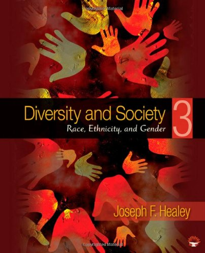 9781412976473: Diversity and Society: Race, Ethnicity, and Gender