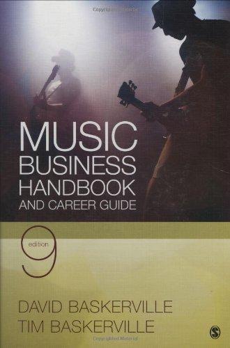 9781412976794: Music Business Handbook and Career Guide