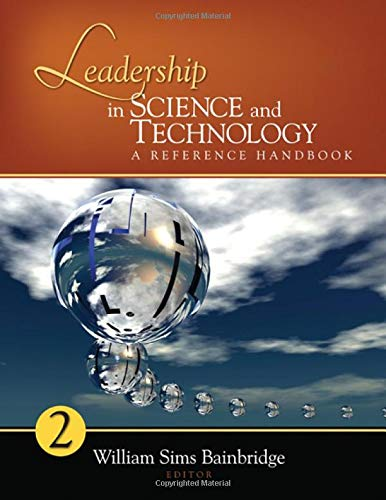 9781412976886: Leadership in Science and Technology: A Reference Handbook