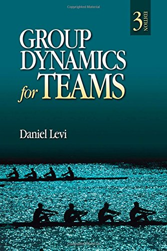 9781412977623: Group Dynamics for Teams