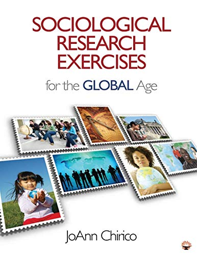 9781412977654: Sociological Research Exercises for the Global Age