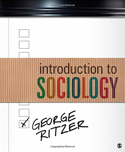 Introduction to Sociology: Ritzer, George