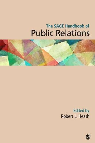9781412977807: The SAGE Handbook of Public Relations