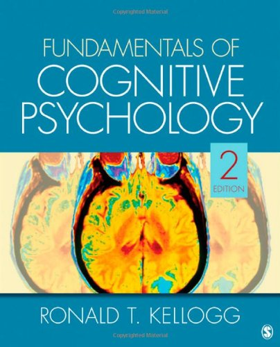 9781412977852: Fundamentals of Cognitive Psychology, 2nd Edition