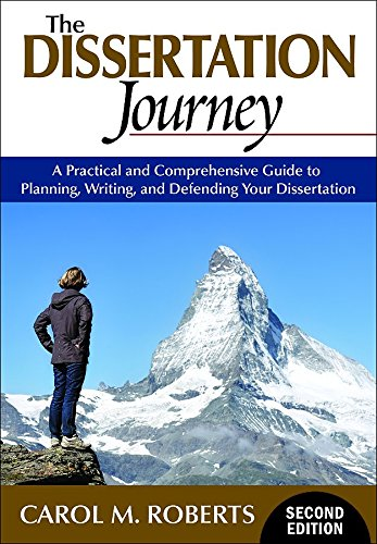 9781412977975: The Dissertation Journey: A Practical and Comprehensive Guide to Planning, Writing, and Defending Your Dissertation