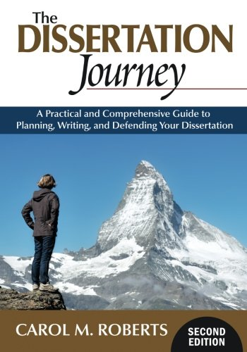 9781412977982: The Dissertation Journey: A Practical and Comprehensive Guide to Planning, Writing, and Defending Your Dissertation