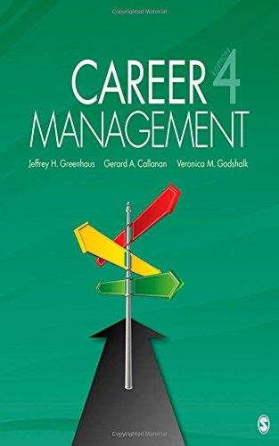Career Management: Jeffrey Greenhaus, Dr.