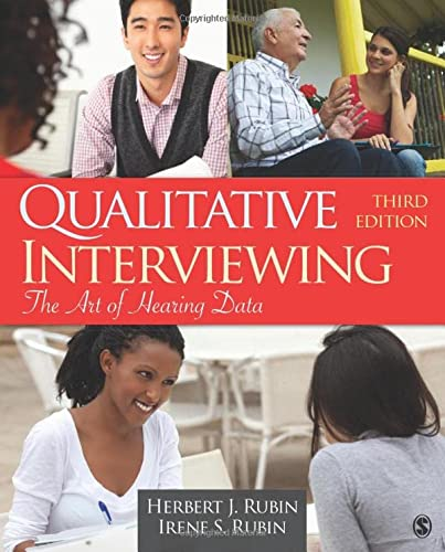 9781412978378: Qualitative Interviewing: The Art of Hearing Data
