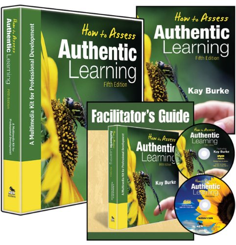 9781412978699: How to Assess Authentic Learning (Multimedia Kit): A Multimedia Kit for Professional Development