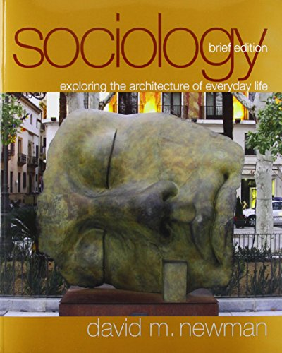 9781412978958: Newman BUNDLE, Sociology: Exploring the Architecture of Everyday Life, Brief Edition + Levin, Sociological Snapshots 5