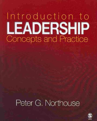9781412979054: BUNDLE: Leadership: Theory and Practice, Fifth Edition + Introduction to Leadership: Concepts and Practice