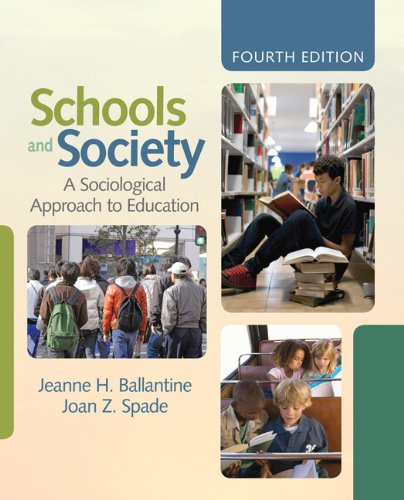 Schools and Society: Spade, Joan Z.