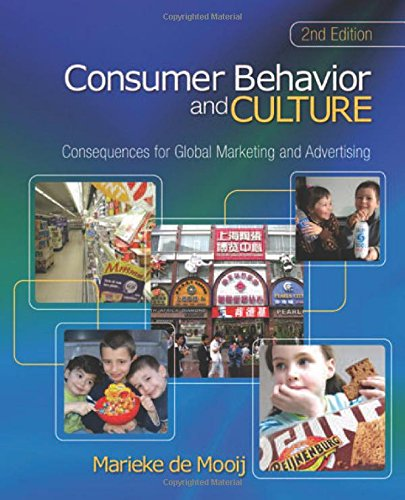 9781412979900: Consumer Behavior and Culture: Consequences for Global Marketing and Advertising