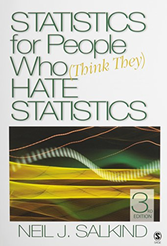 9781412979962: Statistics for People Who (Think They) Hate Statistics / Using SPSS for Social Statistics and Research Methods