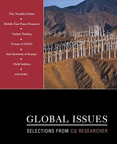 9781412980371: Global Issues: Selections From CQ Researcher