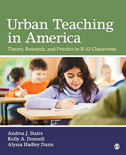 9781412980609: Urban Teaching in America: Theory, Research, and Practice in K-12 Classrooms