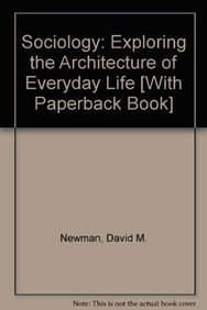 9781412980715: BUNDLE: Newman: Sociology: Exploring the Architecture of Everyday Life, Eighth Edition + Levin, Sociological Snapshots 5