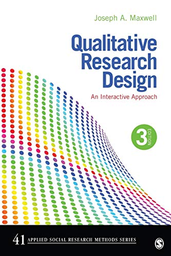9781412981194: Qualitative Research Design: An Interactive Approach (Applied Social Research Methods)