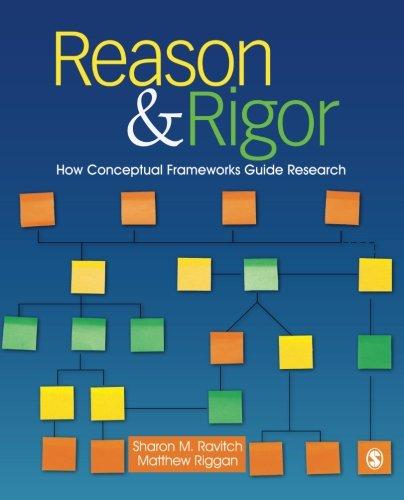 9781412981255: Reason & Rigor: How Conceptual Frameworks Guide Research