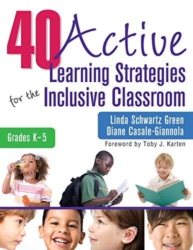 9781412981705: 40 Active Learning Strategies for the Inclusive Classroom, Grades K–5