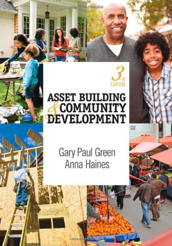 Asset Building And Community Development: Gary P (Paul)
