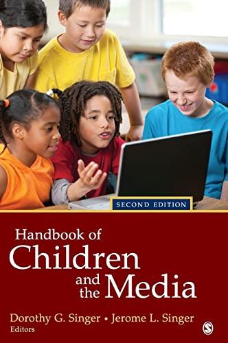 9781412982429: Handbook of Children and the Media
