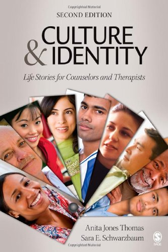 9781412986687: Culture and Identity: Life Stories for Counselors and Therapists