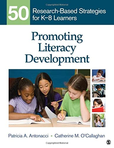 9781412987080: Promoting Literacy Development: 50 Research-Based Strategies for K-8 Learners