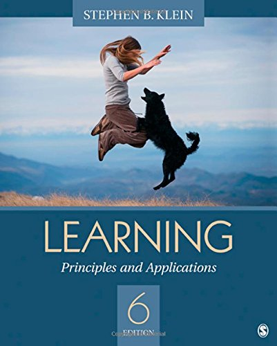 9781412987349: Learning: Principles and Applications