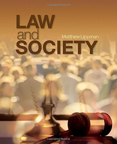 Law and Society: Matthew R. (Ross)