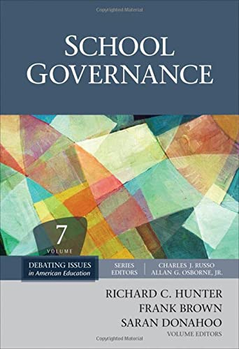 9781412987653: School Governance (Debating Issues in American Education: A SAGE Reference Set)