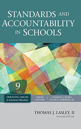 9781412987660: Standards and Accountability in Schools (Debating Issues in American Education: A SAGE Reference Set)