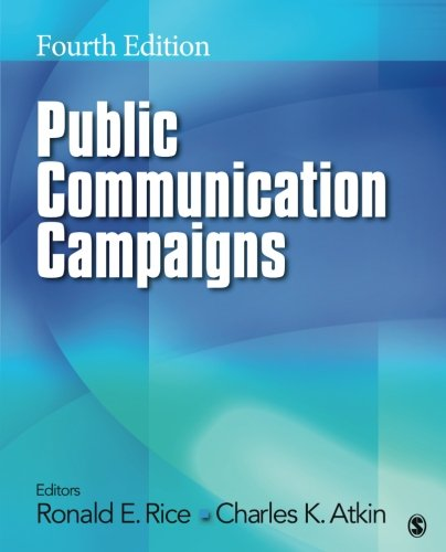 9781412987707: Public Communication Campaigns