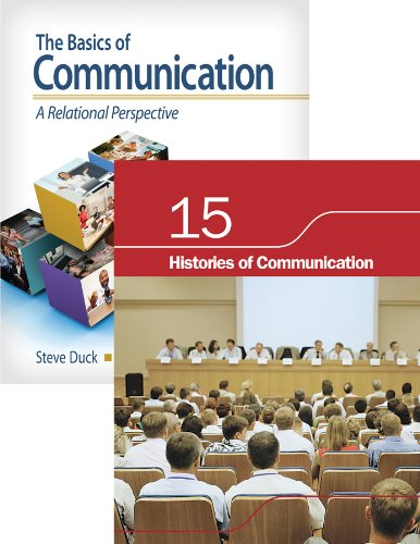 9781412987882: BUNDLE: Duck/McMahan: The Basics of Communication + Chapter 15. Histories of Communication
