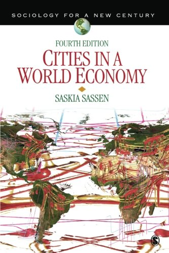 9781412988032: Cities in a World Economy (Sociology for a New Century Series) (Volume 4)