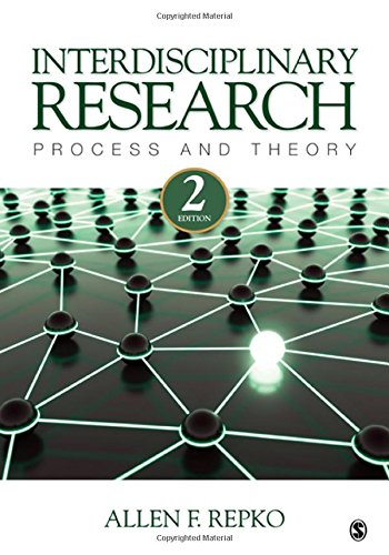 9781412988773: Interdisciplinary Research: Process and Theory