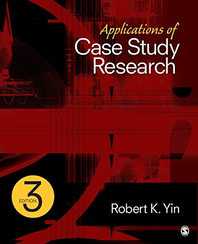 9781412989169: Applications of Case Study Research