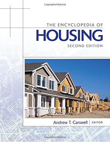9781412989572: The Encyclopedia of Housing, Second Edition