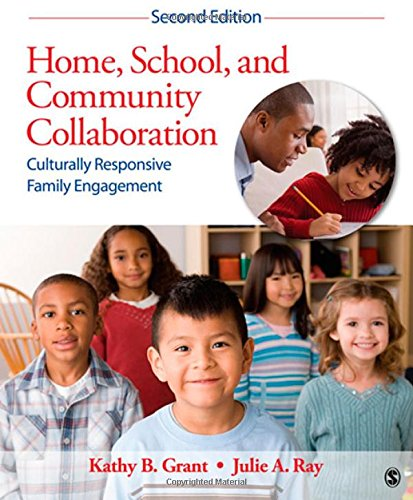 9781412990745: Home, School, and Community Collaboration: Culturally Responsive Family Engagement