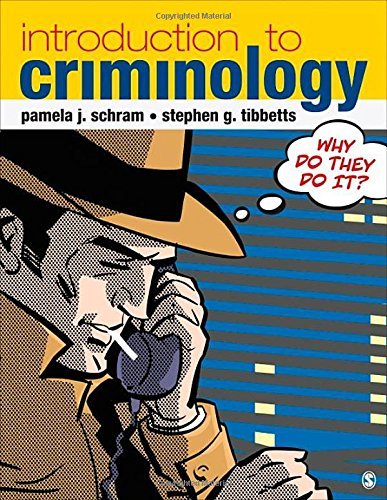 9781412990851: Introduction to Criminology: Why Do They Do It?