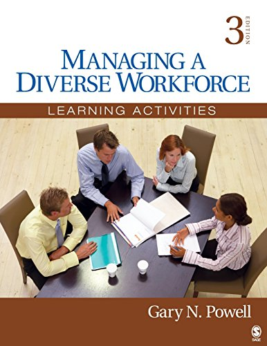 9781412990929: Managing a Diverse Workforce: Learning Activities
