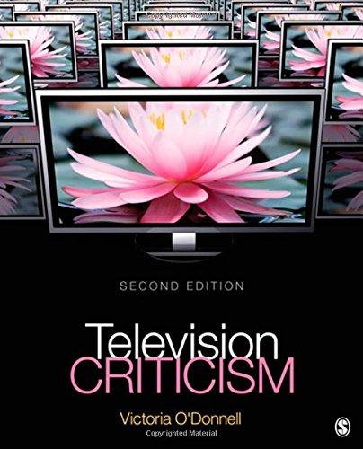 Television Criticism: O?Donnell, Victoria J.