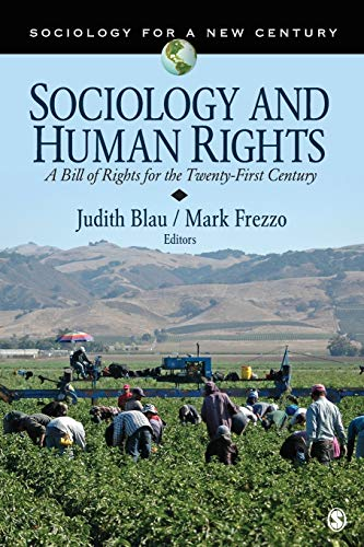 9781412991384: Sociology and Human Rights: A Bill of Rights for the Twenty-First Century (Sociology for a New Century Series)
