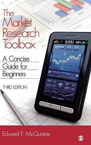 9781412991735: The Market Research Toolbox: A Concise Guide for Beginners