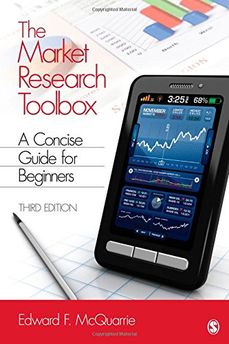 9781412991742: The Market Research Toolbox: A Concise Guide for Beginners
